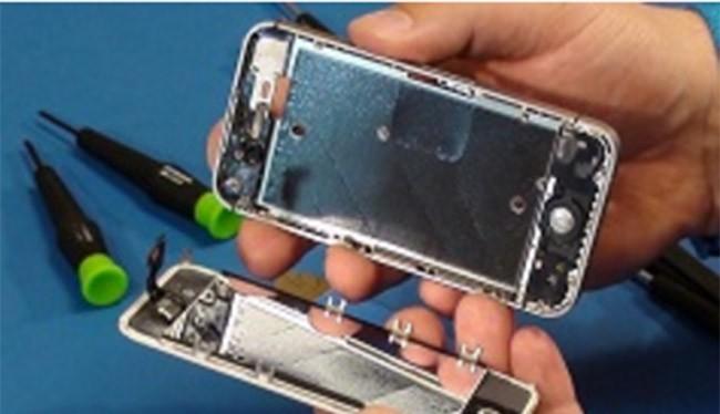 Màn hình smartphone sẽ có khả năng tự chữa vết nứt