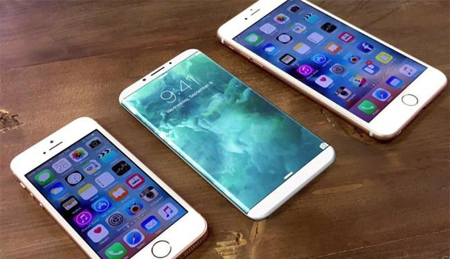 iPhone 8 là smảtphone được trông đợi nhất năm 2017