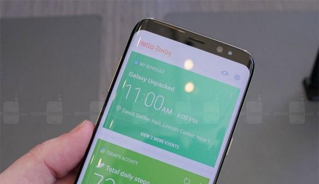 Bixby là một trợ lý AI mới mẻ dành cho smartphone Samsung