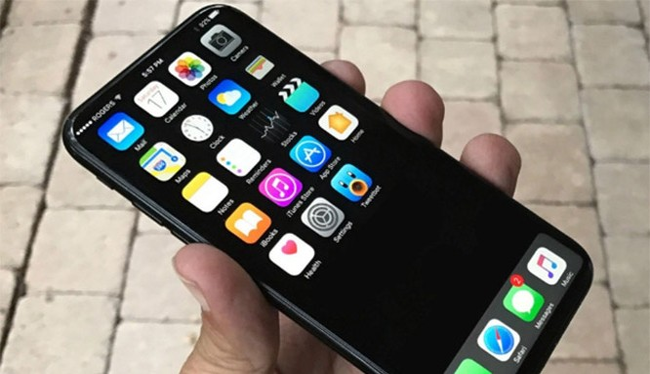iPhone 8 sẽ có thiết kế gần giống với Galaxy S8