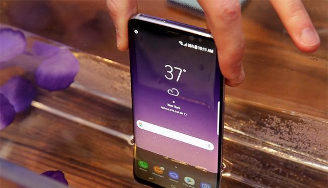 Galaxy S8 là smartphone tốt nhất tính đến thời điểm hiện tại