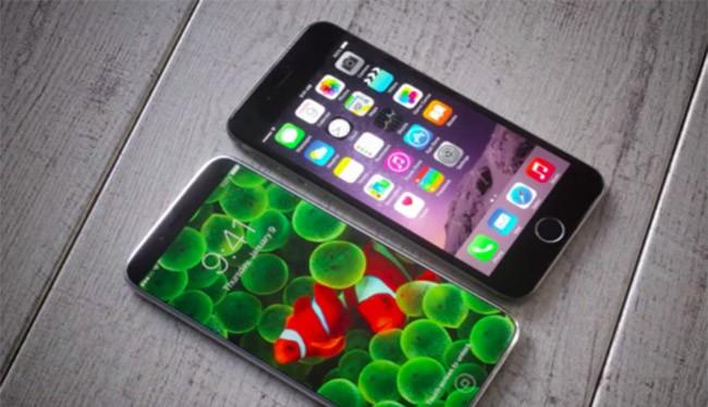 iPhone 8 đồn có thiết kế gần giống Galaxy S8