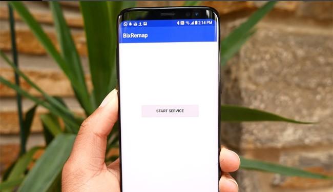 BixRemap đang được cung cấp trên Play Store