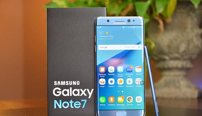 Note 7 sắp được đưa trở lại thị trường
