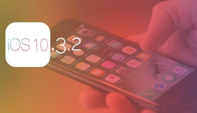 """iOS 10.3.2 tồn tại một lỗi có thể làm thiết bị iOS """"đóng băng"""""""
