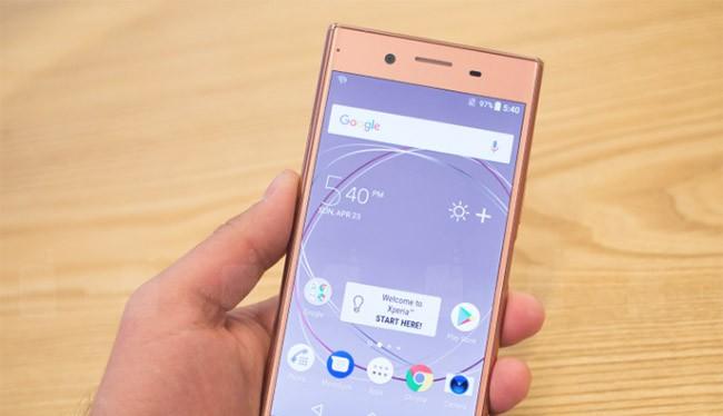 Bronze Pink là màu sắc mới của chiếc Xperia XZ Premium
