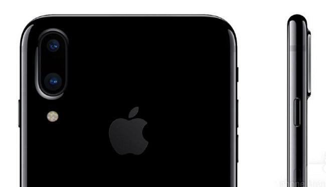 Bản dựng iPhone 8 dựa theo các tin tức rò rỉ