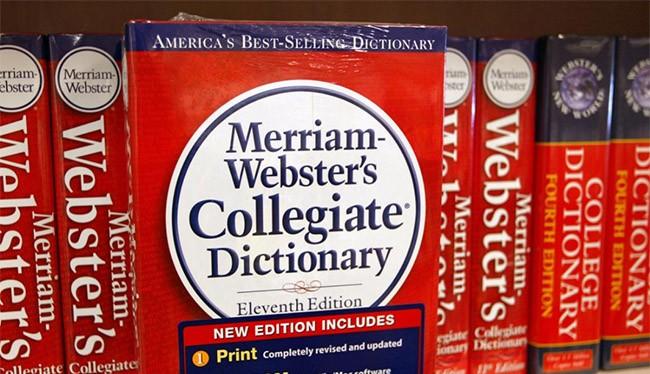 từ điển Merriam-Webster