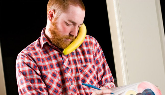 Bạn có muốn sở hữu một chiếc điện thoại chuối?