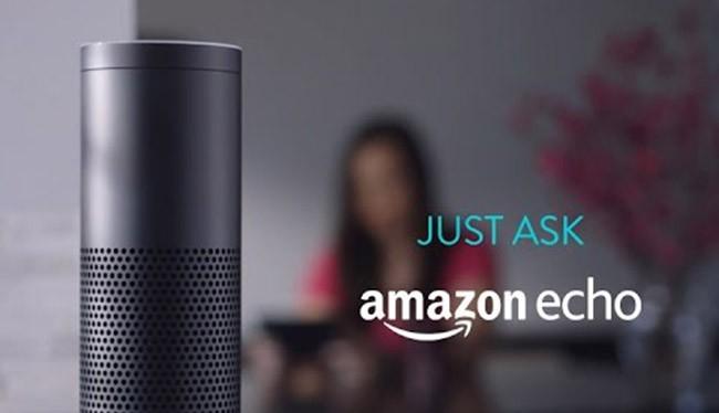 Loa thông minh Amazon Echo