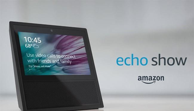 loa thông minh phiên bản mới của Amazon