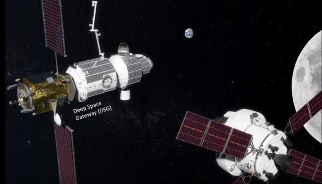 Mặt Trăng sẽ là nơi trung chuyển con người tới Sao Hỏa