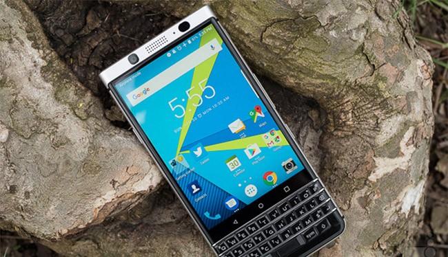 KEYone là smartphone cao cấp của BlackBerry