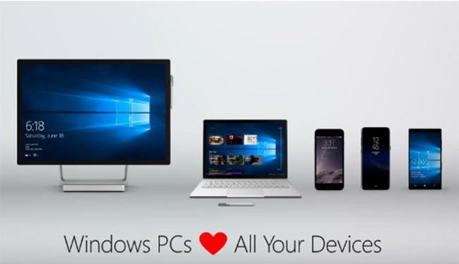 Microsoft sẽ thiết kế các sản phẩm thân thiện với iOS và Android