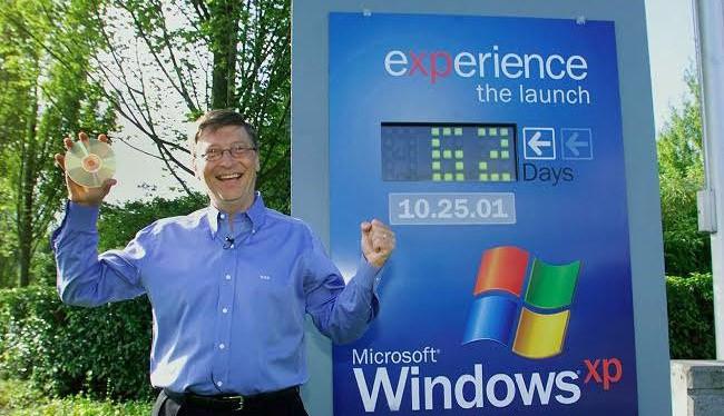 Windows XP vẫn là hệ điều hành phố biến trên thế giới