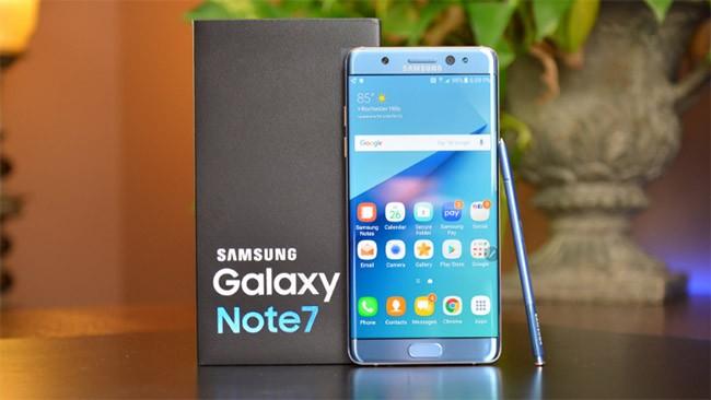 Note 7 tân trang sẽ có tên là Note 7 FE khi được bán ra thị trường