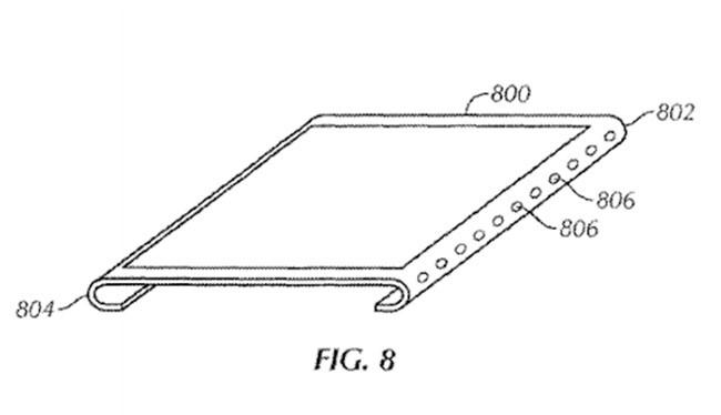 Sáng chế của Apple sẽ được áp dụng trên iPhone 8?