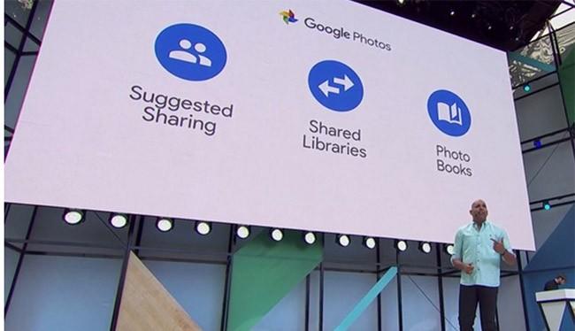 Google Photos được bổ sung 3 tính năng mới