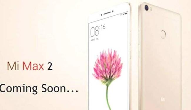 Mi Max 2 là mẫu điện thoại có màn hình lớn nhất tính cho đến nay