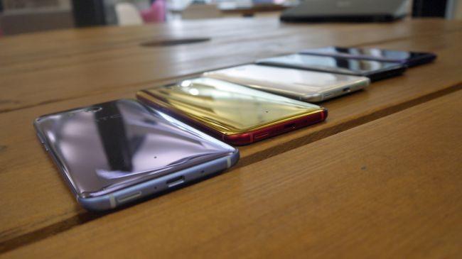 HTC U 11 vừa được ra mắt vào hôm 16/5