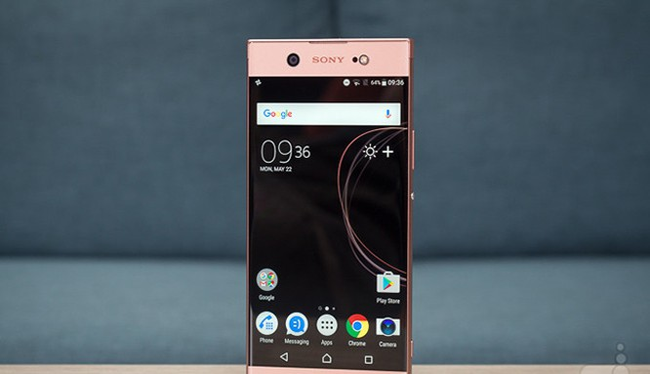 Sony Xperia XA1 Ultra có kích thước màn hình lên tới 6 inch