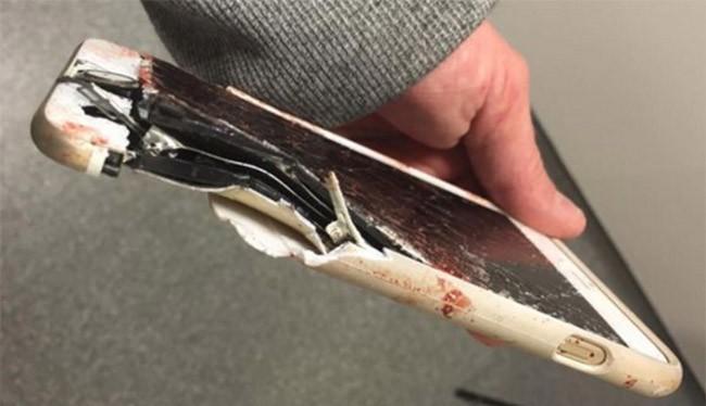 Chiếc iPhone này đã cứu mạng Lisa Bridgett