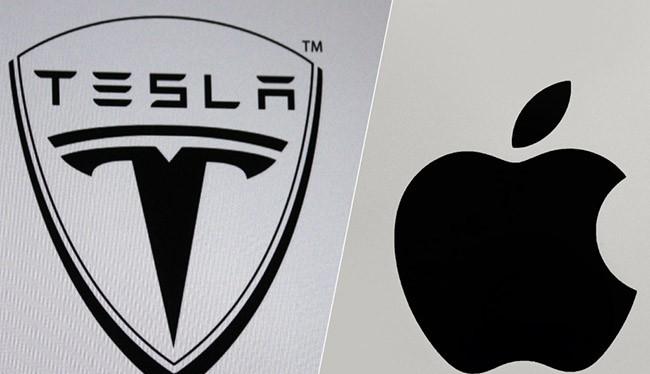 Tesla và Apple đều là những công ty công nghệ lớn