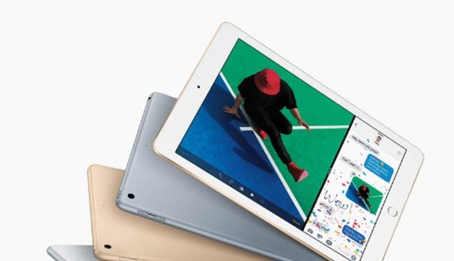 Apple vẫn chưa bỏ rơi iPad