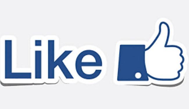 Người sử dụng Facebook thường bấm Like để bày tỏ sự thích thú với bình luận