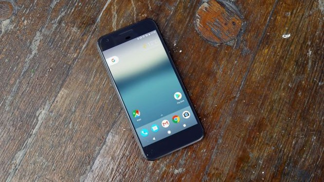 Google Pixel là điện thoại đầu tiên Google tự sản xuất