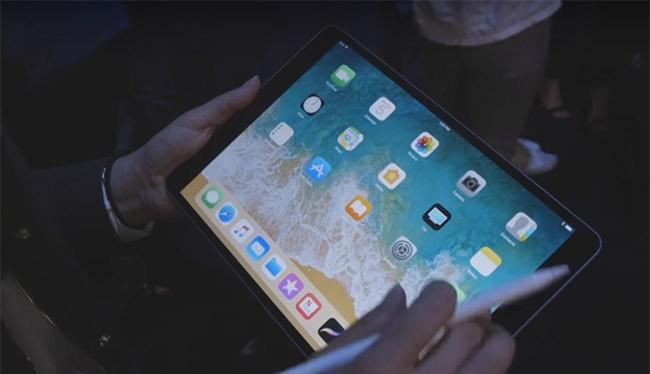 iOS 11 cải thiện giao diện và hiệu suất cho iPad