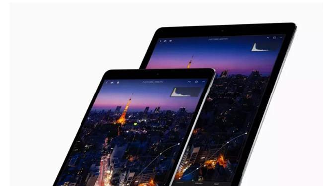 iPad Pro 10.5 và 12.9 inch mới