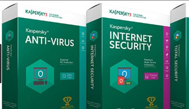 Phần mềm chống virus của Kaspersky