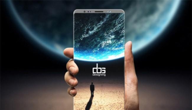 Galaxy Note 8 là sản phẩm cao cấp nhất của Samsung trong năm 2017