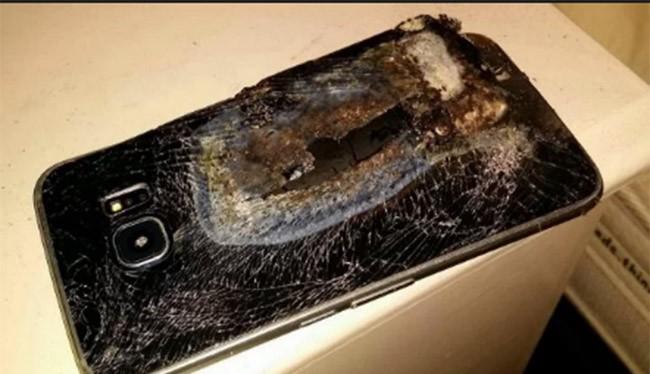Chưa phát hiện trường hợp cháy nổ nào của Galaxy S8