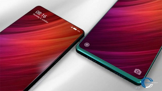 Mi MIX 2 sẽ tiếp tục là smartphone ấn tượng với màn hình gần như không viền?