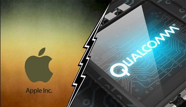 Qualcomm và Apple đang sa vào một vụ kiện tụng dai dẳng