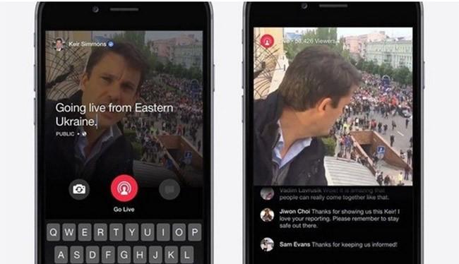 Ứng dụng mới sẽ giúp người dùng Facebook sáng tạo video