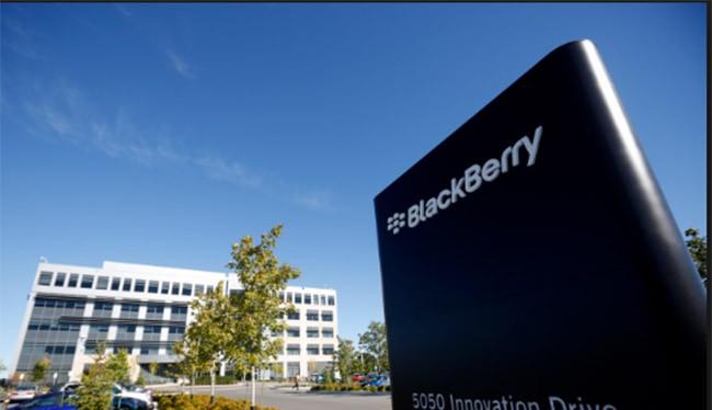 BlackBerry đang tập trung vào phần mềm dành cho doanh nghiệp