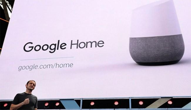 Loa thông minh Google Home có khả năng tìm kiếm thông tin rất tốt