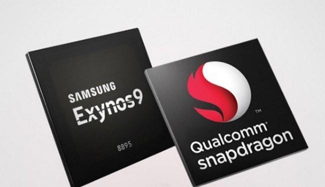 Samsung sẽ vẫn sử dụng chip của Qualcomm trên smartphone ra mắt vào năm 2018