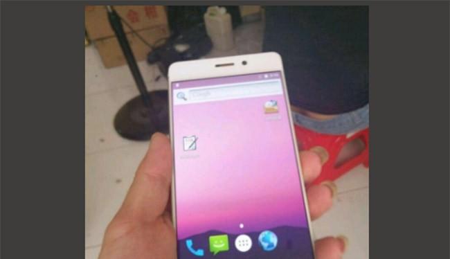 hình ảnh rò rỉ về Meizu Pro 7