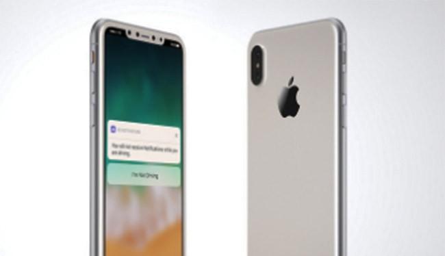 iPhone 8 sẽ có thiết kế giống như bản dựng này?