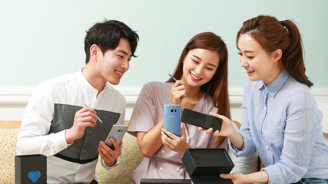 Note 7 được tái xuất dưới cái tên Galaxy Note Fan Edition