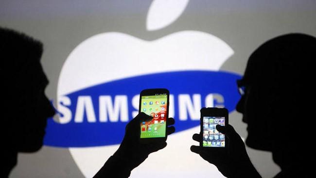 Samsung và Apple có mối quan hệ thương mại cộng sinh