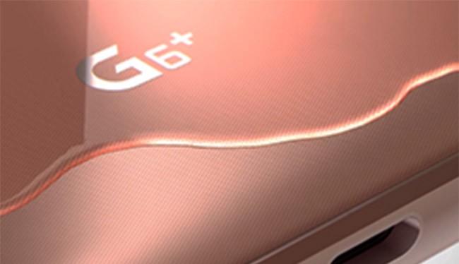 G6+ được bổ sung thêm tính năng sạc không dây và âm thanh Hi-Fi