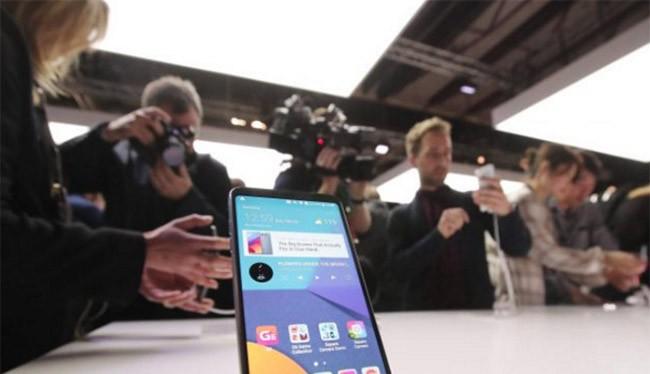 Phiên bản mini của LG G6 sẽ được gọi là LG Q6