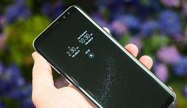Tính năng Always On trên Galaxy S8