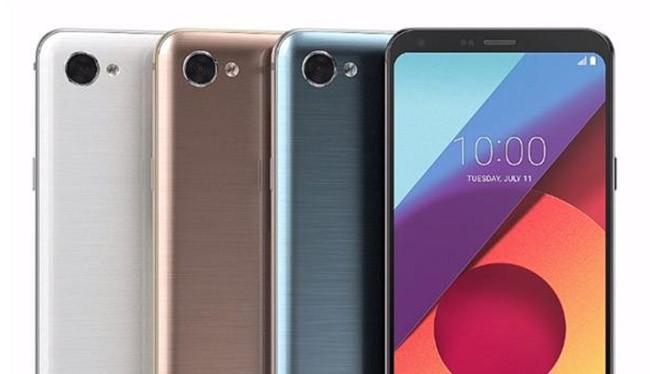 LG Q6 là smartphone thuộc phân khúc trung cấp