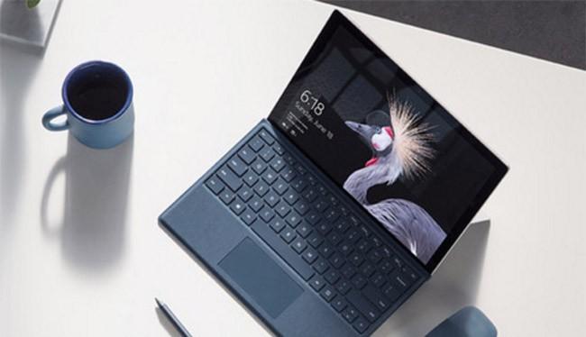 Surface Pro là mẫu máy tính bảng mới nhất của Microsoft